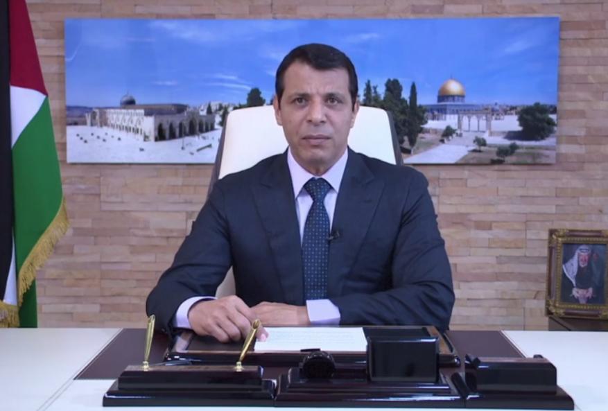 دحلان يهنئ غزة بتباشير رفع الضغوط والعقوبات الجماعية الطويلة والقاسية