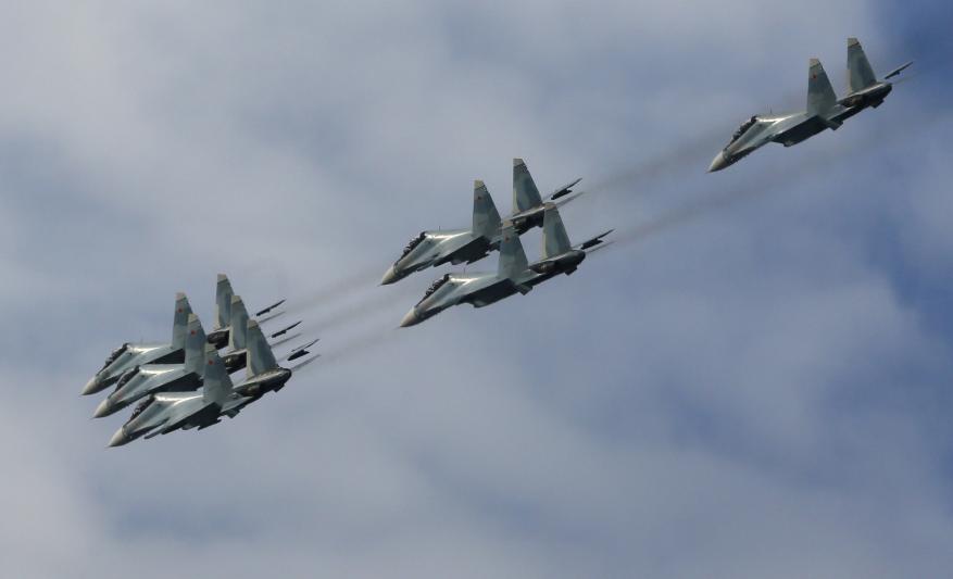 روسيا تهدد بإسقاط الطائرات الأمريكية في سوريا