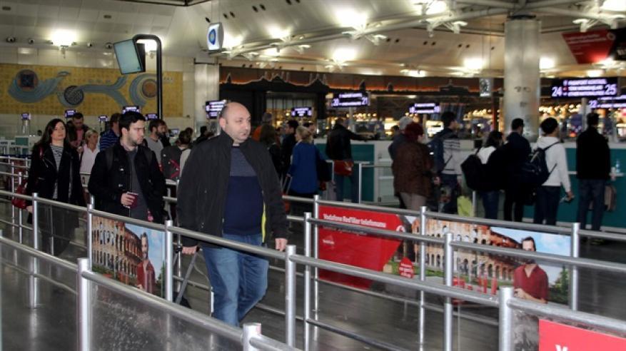 اسئناف حركة الملاحة الجوية في مطار أتاتورك بإسطنبول