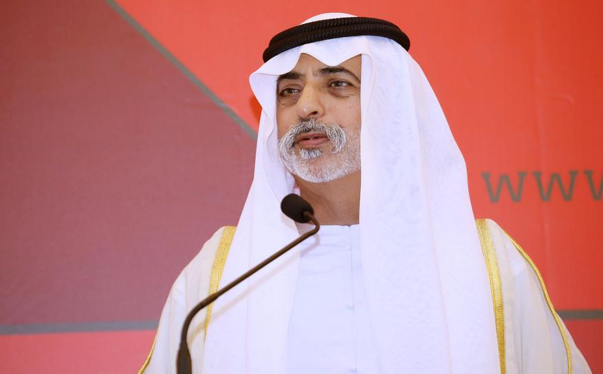 """وزير التسامح الإماراتي يطالب اوروبا بتشديد الرقابة على المساجد لتفادي """" الإرهاب"""""""
