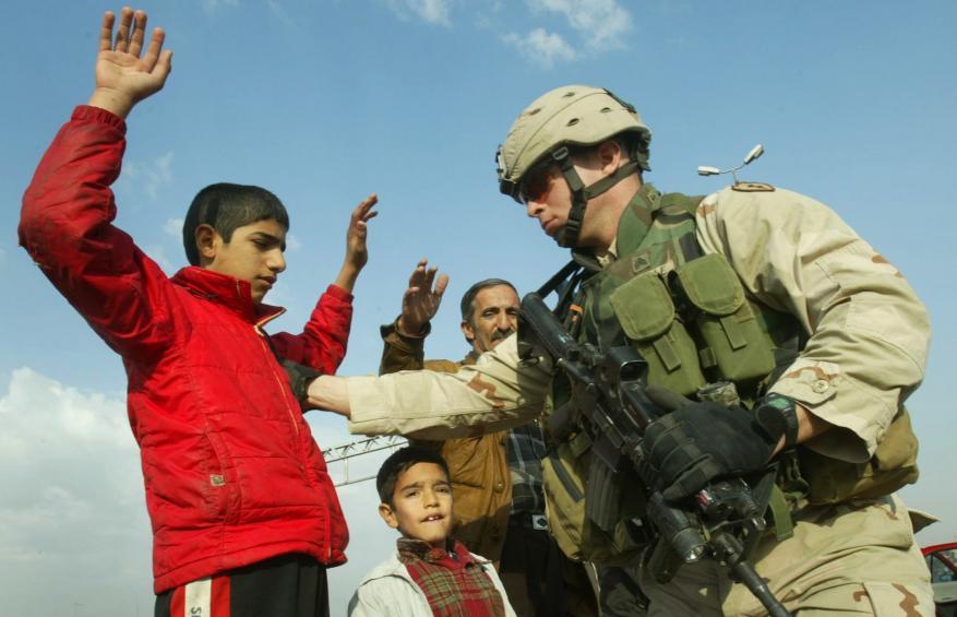 أميركا .. سفكت دم مليون عراقي دون حساب وتتهم فلسطينية بقتل أميركييّن وتطلبها للإعدام