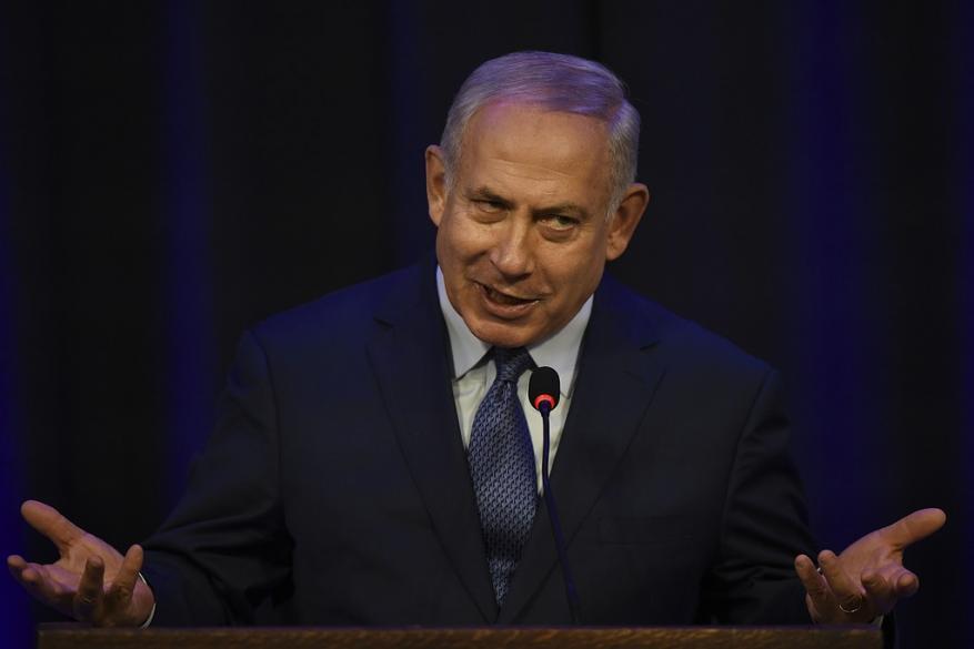 """نتنياهو: لم نعد خصوما للعرب و""""الإرهاب الإسلامي"""" عزز التحالف معهم"""