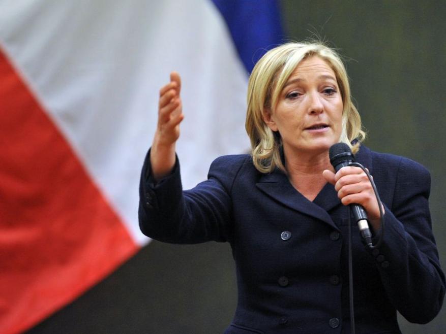مارين لوبان: الاحتلال الفرنسي حقق مكاسبا كثيرة للجزائر