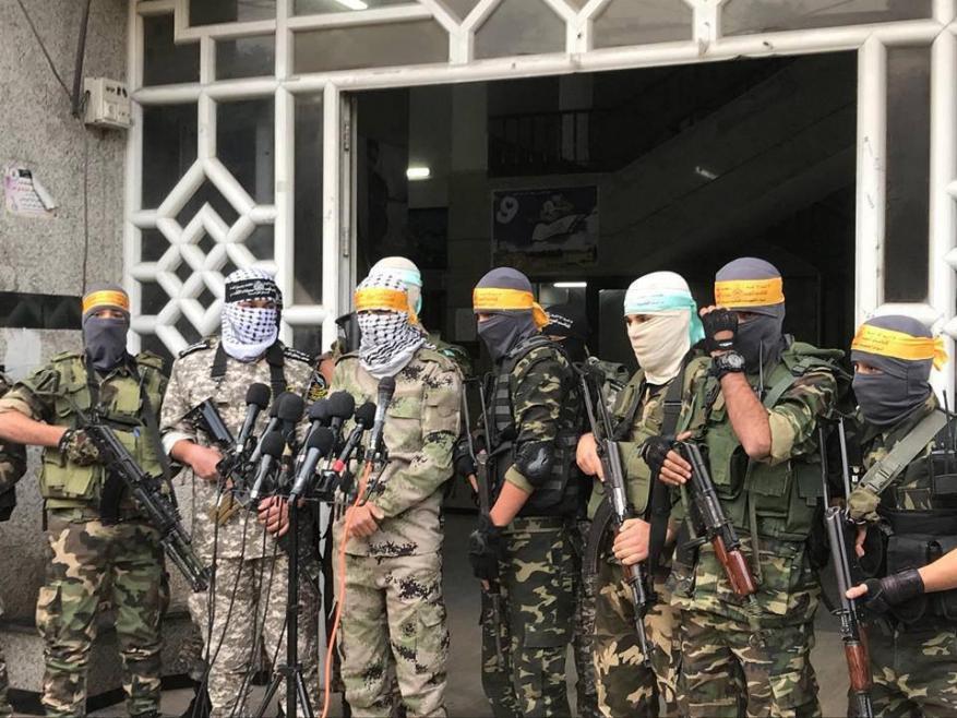 """الأجنحة العسكرية لفتح تطالب منظمة التحرير بسحب الاعتراف بـ """"إسرائيل"""""""