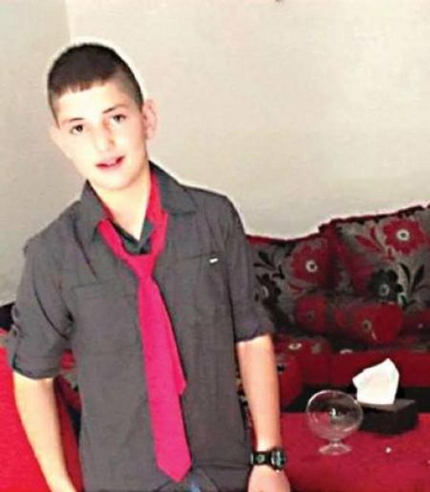 محكمة الاحتلال تقرر الإبقاء على حكم الأسير الطفل شادي فراح
