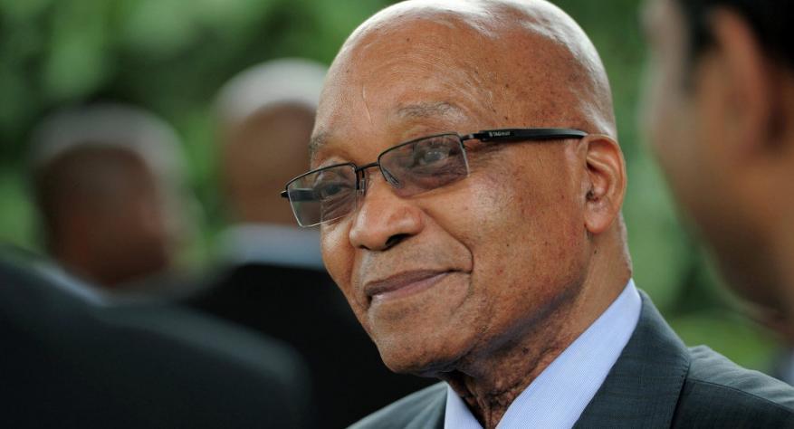 الحزب الحاكم بجنوب أفريقيا يقيل الرئيس جاكوب زوما