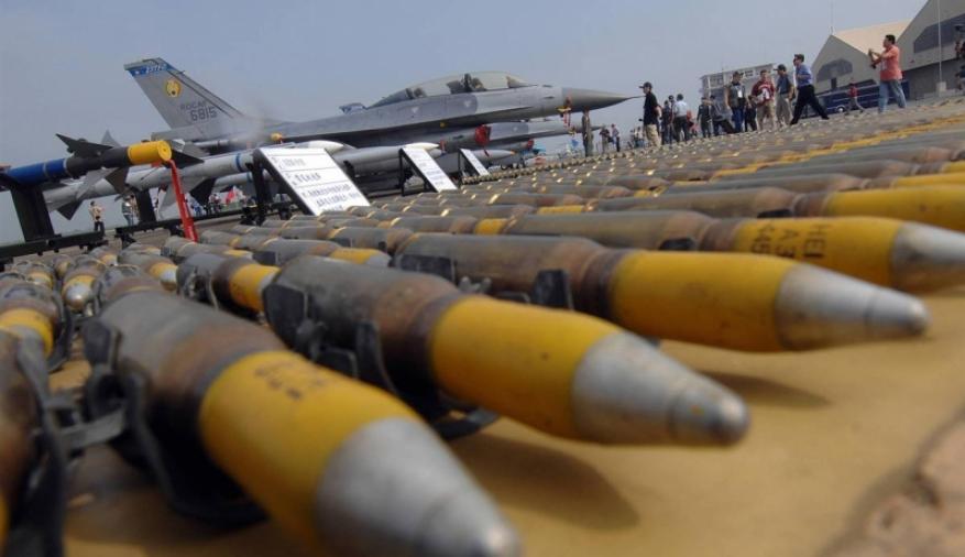 سرقة آلاف الطلقات النارية وعشرات القذائف من قاعدة عسكرية إسرائيلية بالجليل