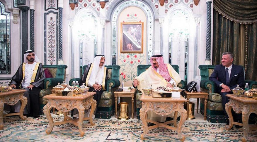 هذه هي نتائج القمة الرباعية في السعودية حول الأردن