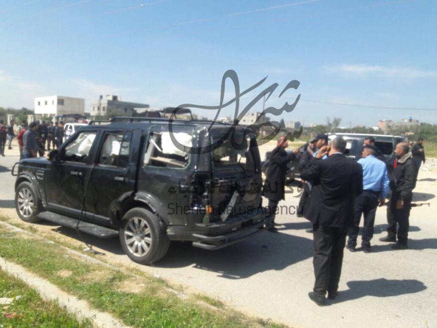 حماس: جريمة استهداف موكب الحمد الله محاولة للعبث بأمن غزة وضرب جهود تحقيق المصالحة