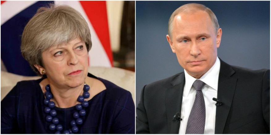 بريطانيا لروسيا: عودي إلى الحظيرة الدولية