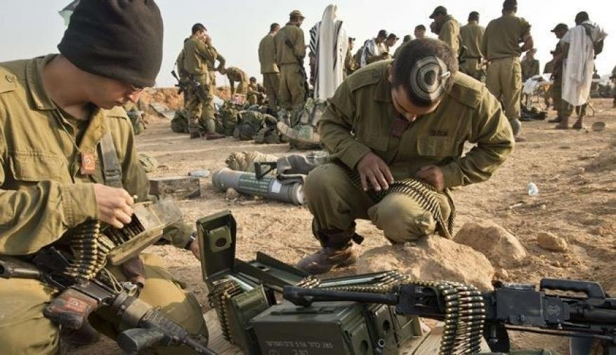 سرقة ذخائر وقنابل من قاعدة عسكرية لجيش الاحتلال