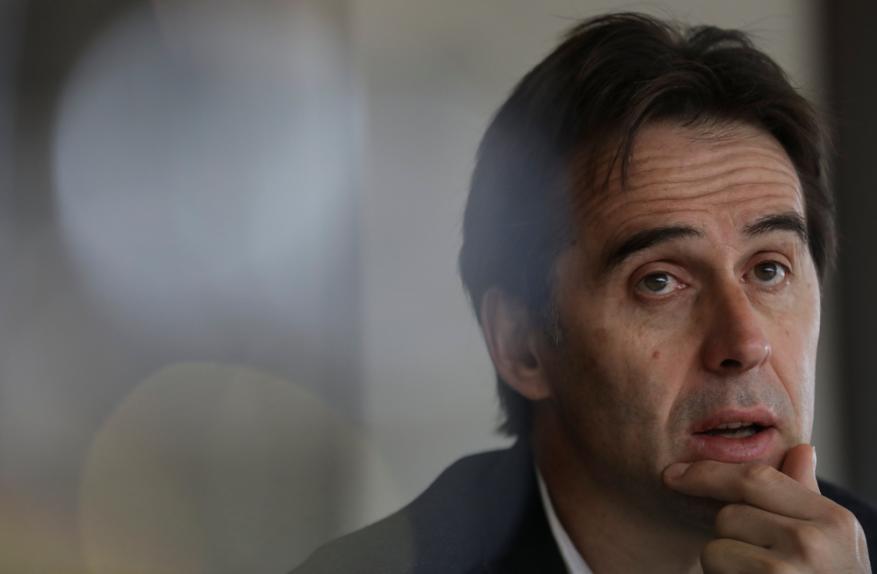 الاتحاد الإسباني يعلن إقالة لوبيتيغي من تدريب المنتخب