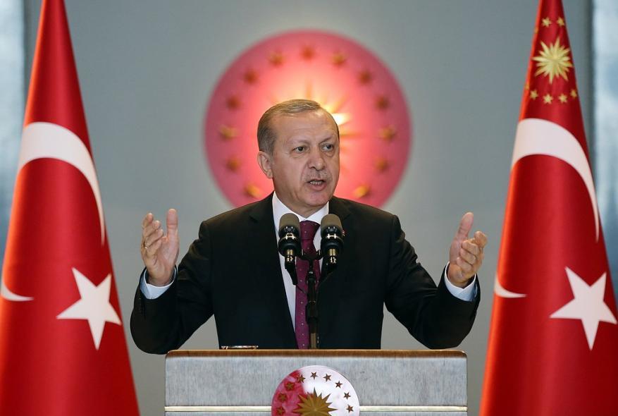 """أردوغان: الدول الداعية لمحاربة """"داعش"""" باتت أشبه براعية له"""