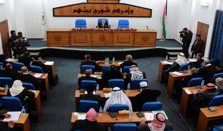 رفض فصائلي لدعوات حل المجلس التشريعي الفلسطيني