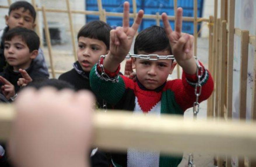 نادي الأسير: 300 طفل أسير محرومون من حقهم في التعليم