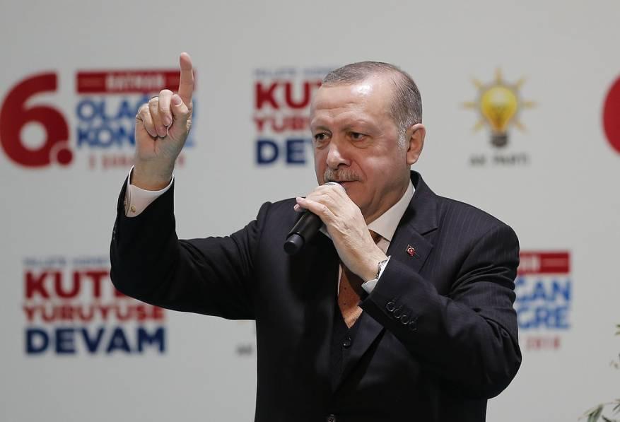 أردوغان: ترامب ونتنياهو يتحملان مسؤولية المجزرة في غزة