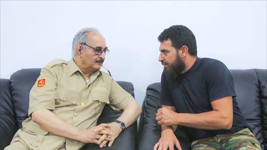 الجنائية الدولية تطالب ليبيا مجدداً بتسليم قائد عسكري موالي لحفتر