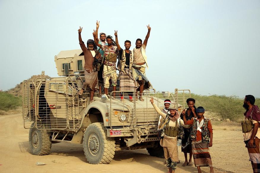 الحوثيون يعلنون السيطرة على مواقع سعودية بجازان