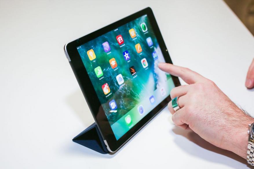 آبل ستطرح جهاز آيباد يحمل تصميم آيفون إكس