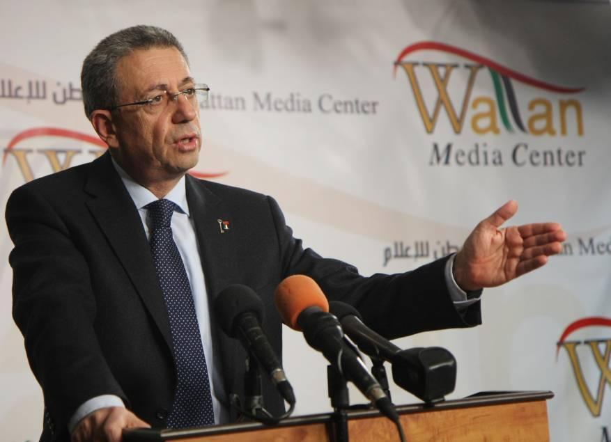 البرغوثي: سلاح المقاومة ليس للنقاش وتأخير رفع العقوبات عن غزة يضر بالمصالحة