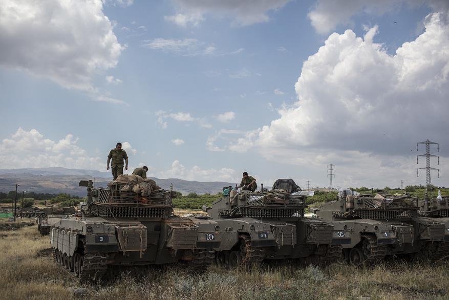 """""""إسرائيل"""" تكشف تفاصيل أيام ما قبل الهجوم الصاروخي على سوريا"""
