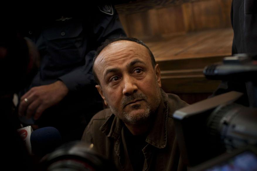 مسؤولون وبرلمانيون فرنسيون سيلتقون مروان البرغوثي في سجنه قريبا