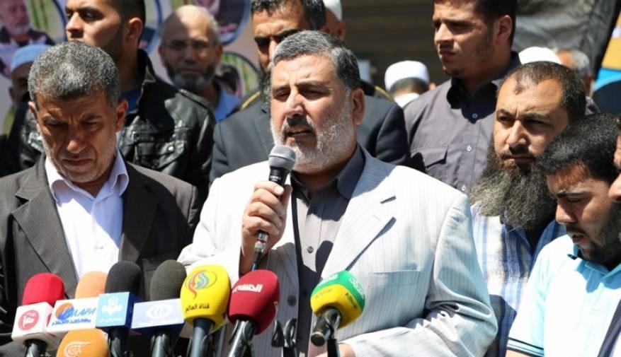 """المدلل لـ شهاب: أوسلو هي """"الخطيئة الكبرى"""" وأوجدت سلطة بـ وظيفة أمنية لحماية الاحتلال"""