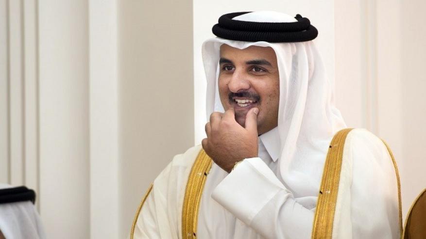 """هاشتاق """"قطر تشفق عليكم"""" يتصدر موقع تويتر في الخليج"""
