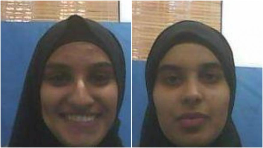 """الاحتلال يعلن اعتقال فتاتين من النقب بزعم محاولتهما الانضمام لـ""""داعش"""""""