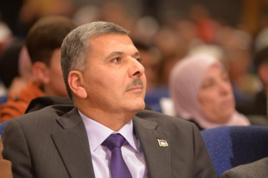 الشاعر: ربط عمل الحكومة بالملف الأمني يؤخر المصالحة الفلسطينية لسنوات