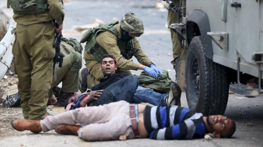 Israel which incites violence, It is not Hamas