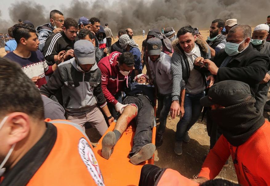 """""""العفو الدولية"""" تطالب الاحتلال بوقف قتل المتظاهرين بغزة"""