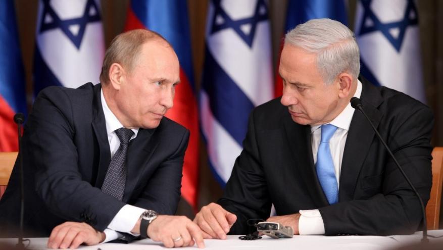 روسيا وإسرائيل.. العرض المسرحي في سوريا