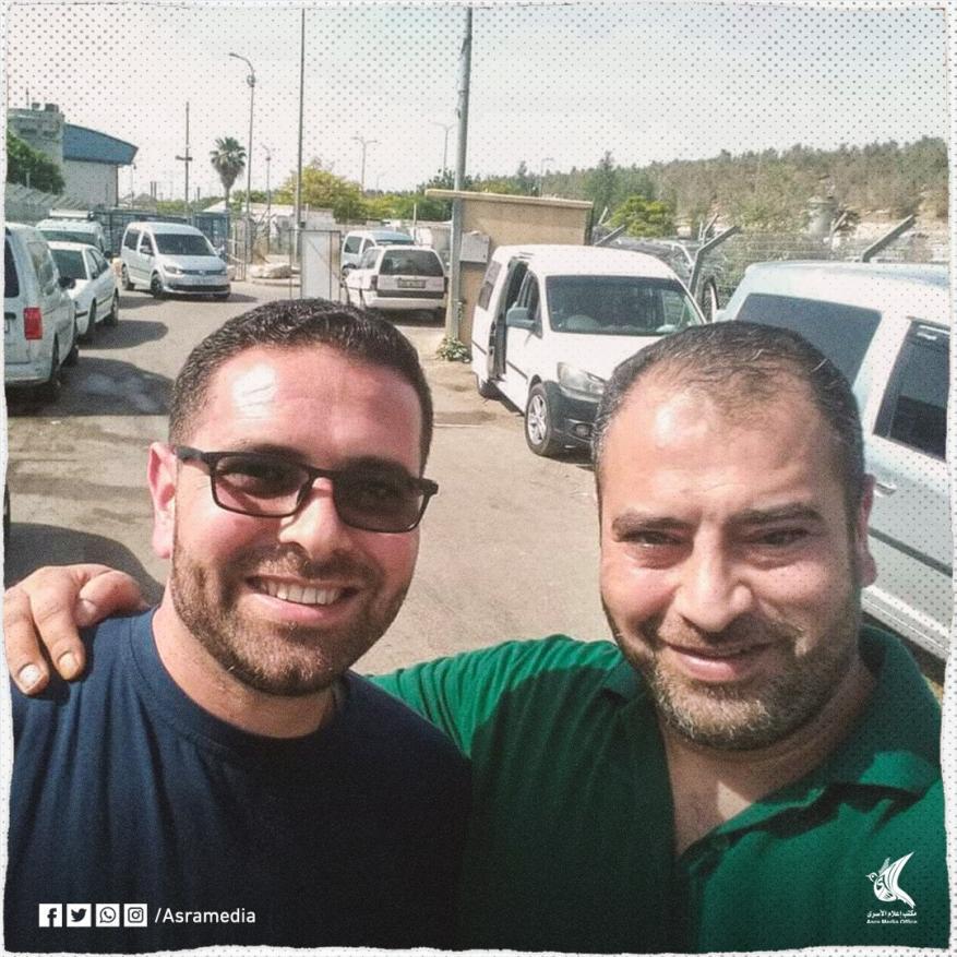 الإفراج عن الأسير محمود شريم بعد اعتقال إداري