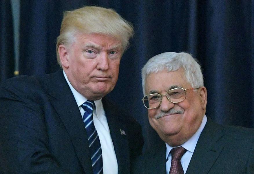 نتائج زيارة ترامب كسراب يحسبه عباس ماء