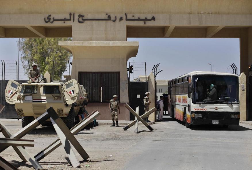 مصدر لشهاب: مصر تبلغ الوفد الفلسطيني بفتح شبه يومي لمعبر رفح بعد العيد والموافقة على تنفيذ 17 مشروعاً بغزة