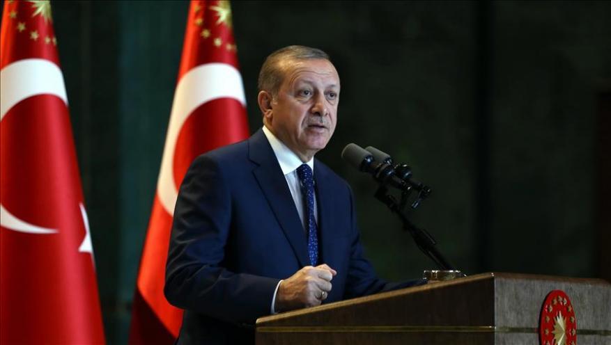 أردوغان: اتفاق وقف اطلاق النار في سوريا فرصة مهمة للغاية