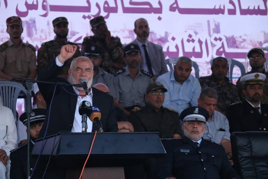 بحر: تشديد الحصار ومنع ادخال البضائع لن يكسر غزة ولن ترفع راية الاستسلام