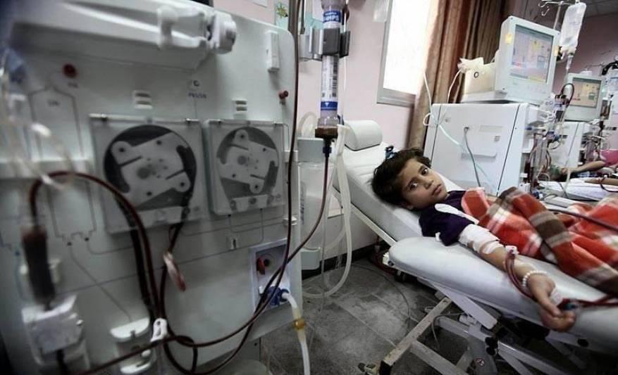 الصحة بغزة تحذر من توقف عمل المولدات الكهربائية بمستشفيات القطاع