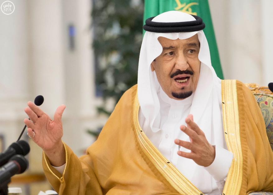 العاهل السعودي: كأني ألاحظ تغيراً في طعم ماء زمزم