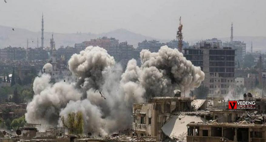 النظام السوري يقسم الغوطة بعد عزل حرستا ودوما