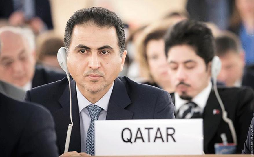 """قطر: جرائم """"إسرائيل"""" عقبة أمام عملية السلام في المنطقة"""