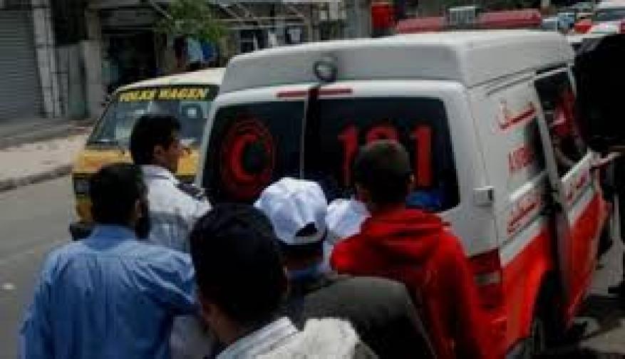 إصابة مواطن برصاص الاحتلال شمال بيت لاهيا