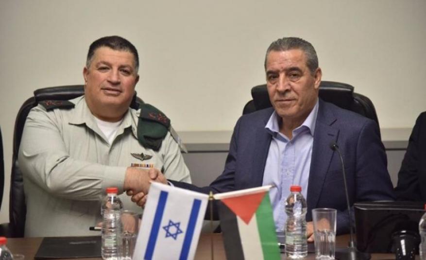 """بعد استئناف التنسيق.. اجتماع ثنائي بين السلطة و""""إسرائيل"""" قريبًا"""