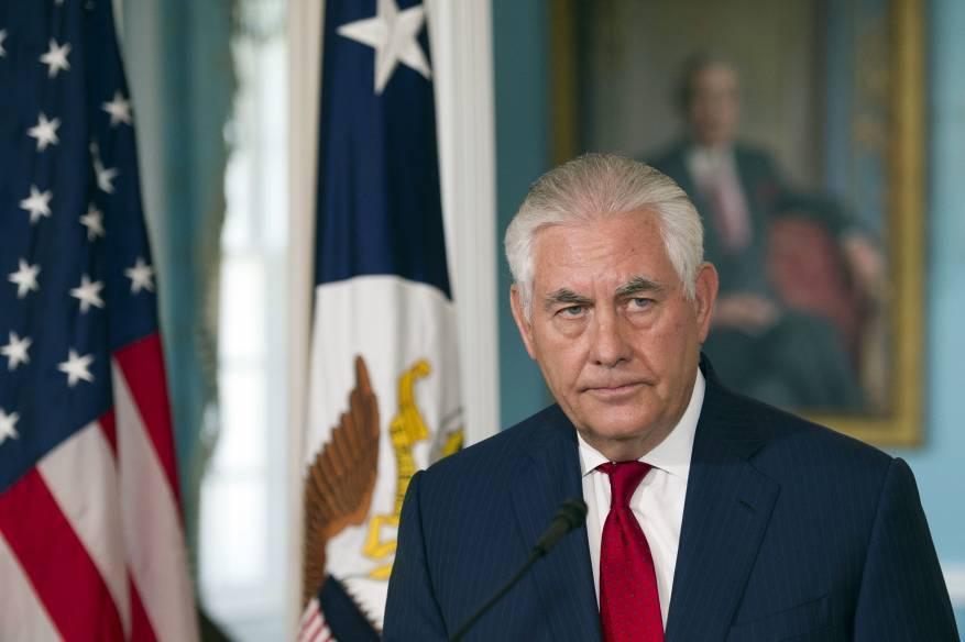 تيلرسون: واشنطن تسيطر على 30% من سوريا وحقول النفط