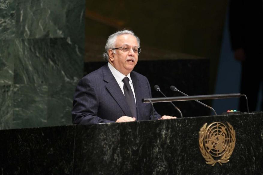 """""""لست مسؤولاً عن خزانة ملابس الحريري"""".. ممثل السعودية بالأمم المتحدة لصحفية لبنانية"""