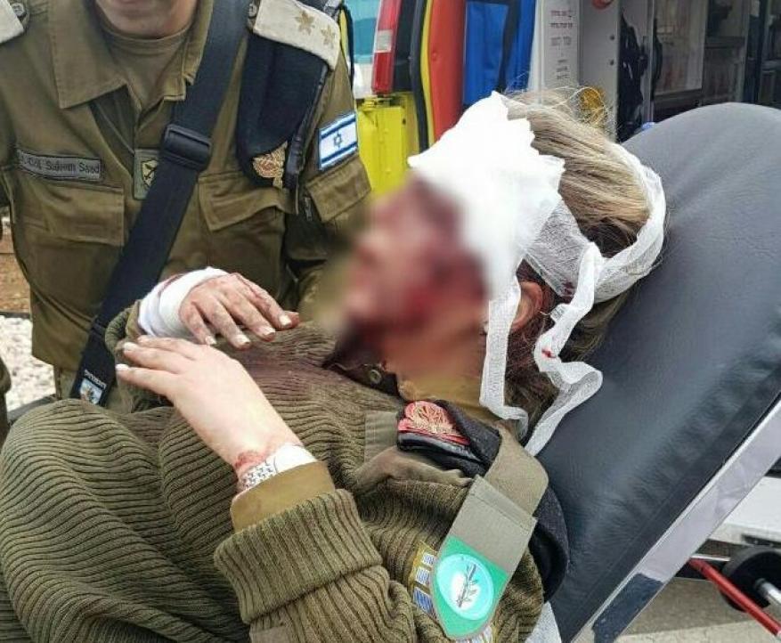 الشرطة الفلسطينية تهرع لحماية جنديين إسرائيليين اقتحما جنين وهاجمهما شبان غاضبين