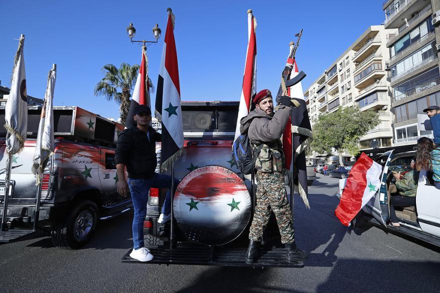 النظام السوري: تصدينا للعدوان الثلاثي والضربات مآلها الفشل