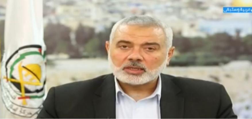 هنية يدعو لاستراتيجية تسقط قرارات ترامب بشأن القدس