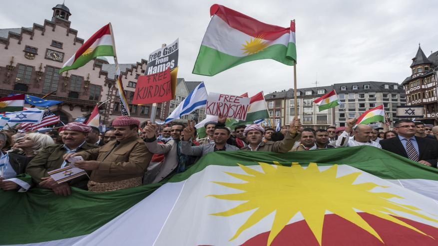 مسؤول إسرائيلي: قيام دولة كردية ليست مسألة سيئة